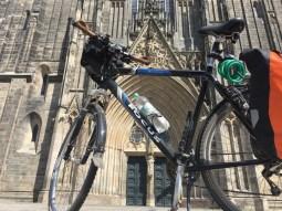 Geschafft - Radtour von Tangermünde nach Magdeburg auf dem Elberadweg