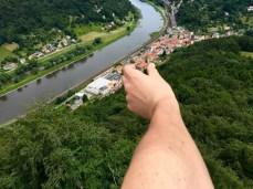 """""""Die Hand Gottes"""": Ein bisschen wie bei """"Gullivers Reisen"""""""