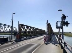 Die Brücke zwischen dem Darß und dem Festland