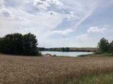 Am Berliner See bei Lassan