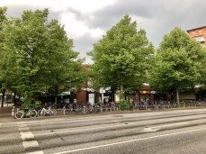 S-Bahnhof in Wedel