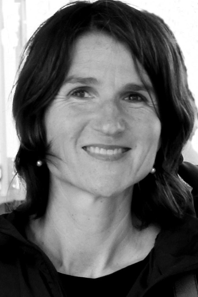 Porträt von Ute Kägi