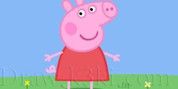 تعلم رسم peppa pig