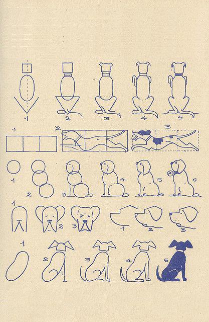 تعلم رسم كلب بخمسة طرق