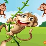 تعليم رسم شمبانزي