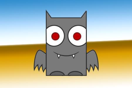 رسم خفاش