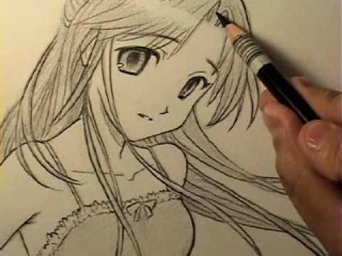 تعلم رسم مانغا - تعلم رسم الانمي