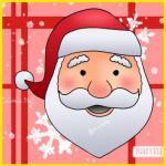 تعلم رسم وجه بابا نويل خطوة بخطوة