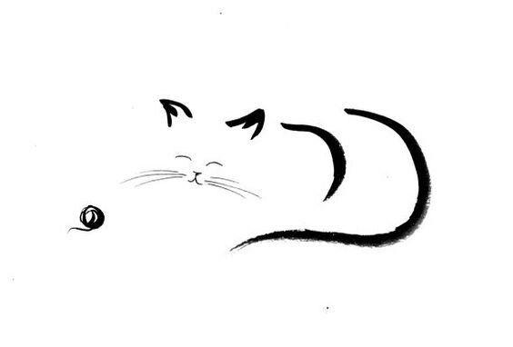 خربشة قطة