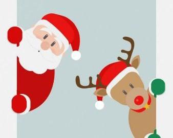 رسم بابا نويل