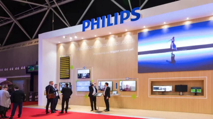 PHILIPS ISE STAND