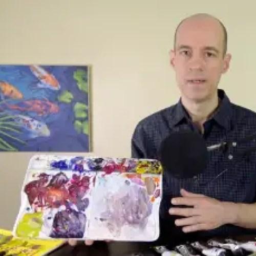 Chris Breier's Color Mixing Course
