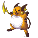 How To Draw A Raichu