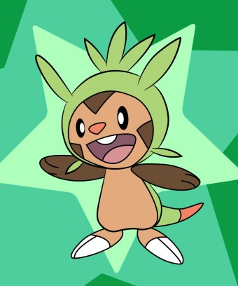 Chespin-Pokemon