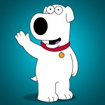 How To Draw Brian Griffin From Family Guy