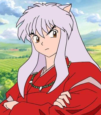 How To Draw Inuyasha Step 11
