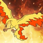 How To Draw Moltres Pokemon