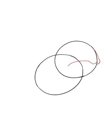 How To Draw Ivysaur Step 2