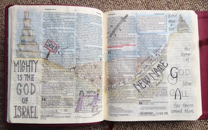 Genesis 33-35