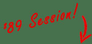 89 dollar intro session
