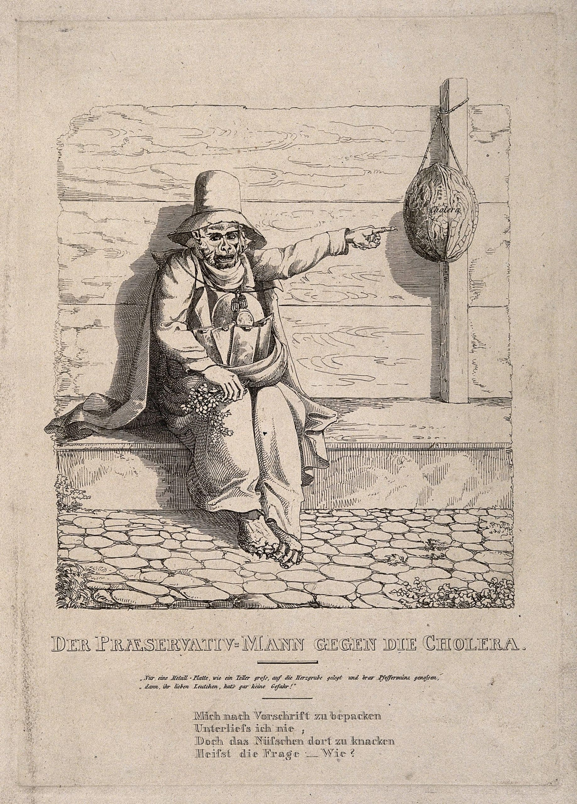 Cholera: A Panoply of Useless Remedies
