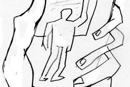 RAYMOND VERDAGUER  Draw Dessin Disegno