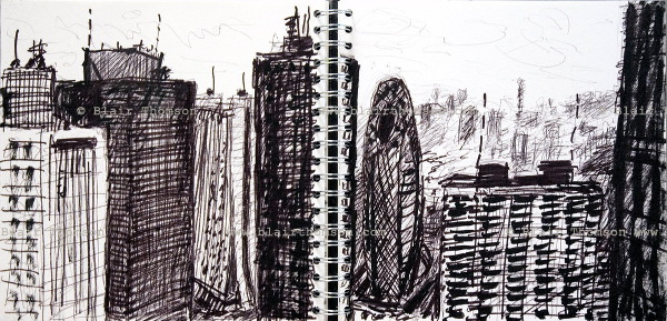 Dates set for Urban Sketching Tours at Parkhead