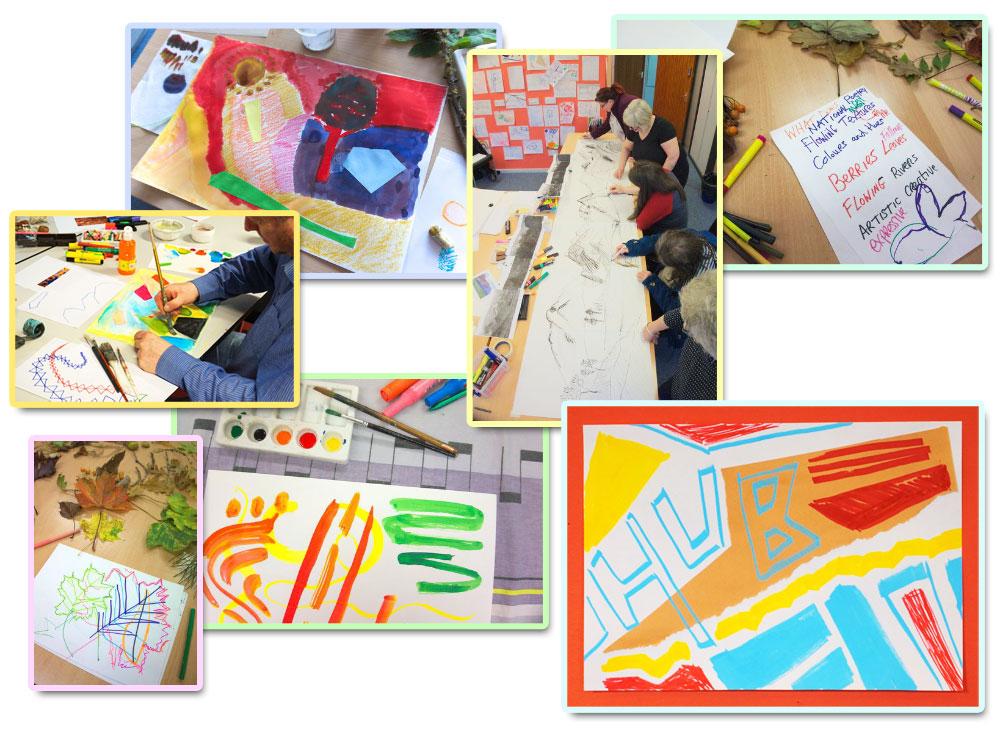 Maryhill Art Group @ Maryhill Hub