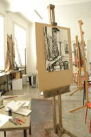 Drawing and Painting Studio