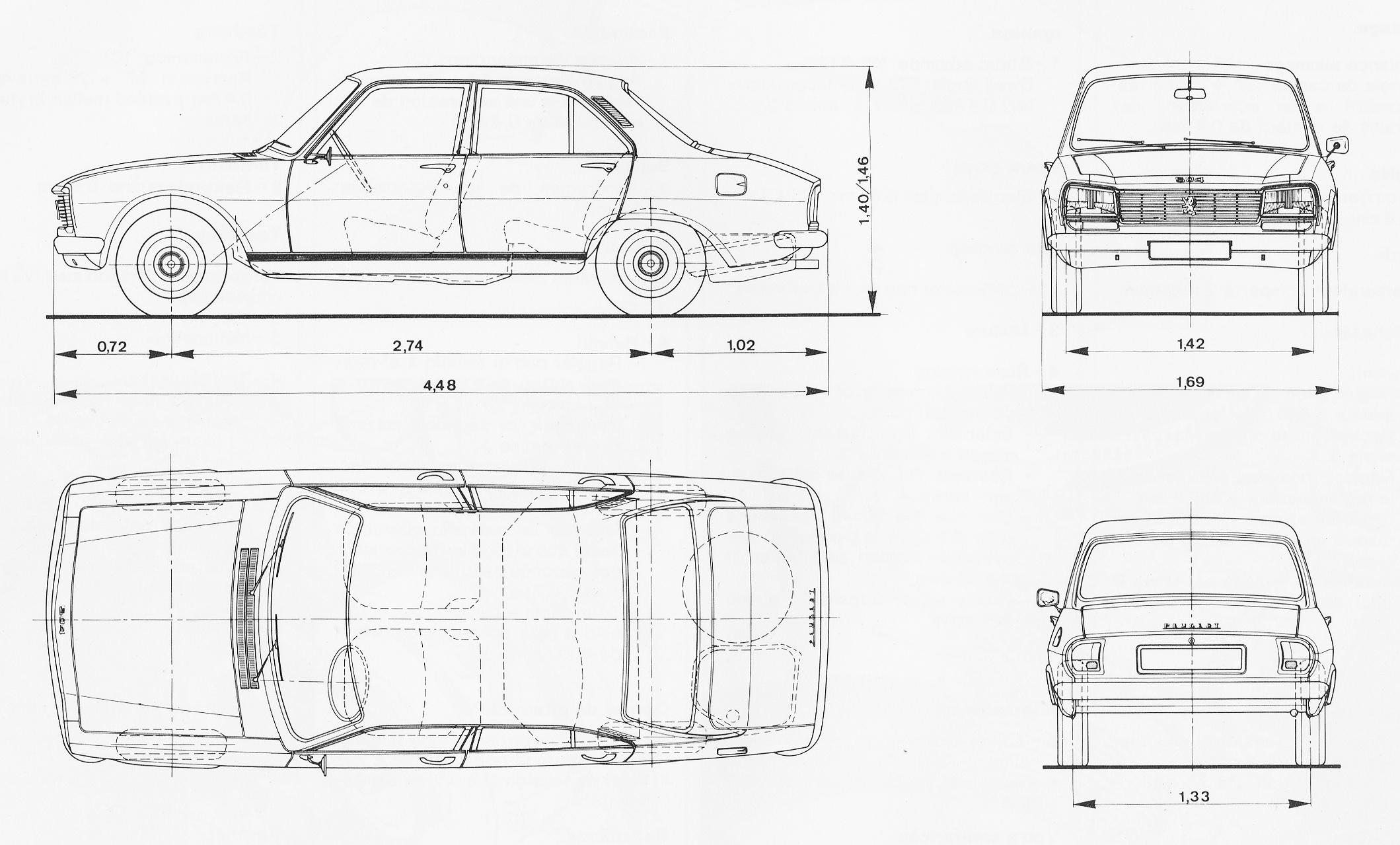 Peugeot 504 Group 2
