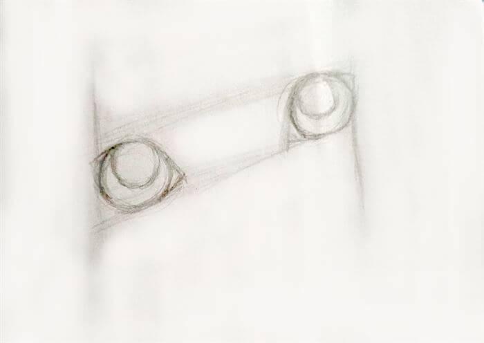 Step 4-dog eye drawing