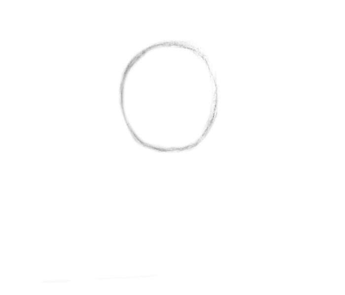circle for the head-cocker spaniel