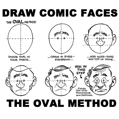 how to draw brows for oval face