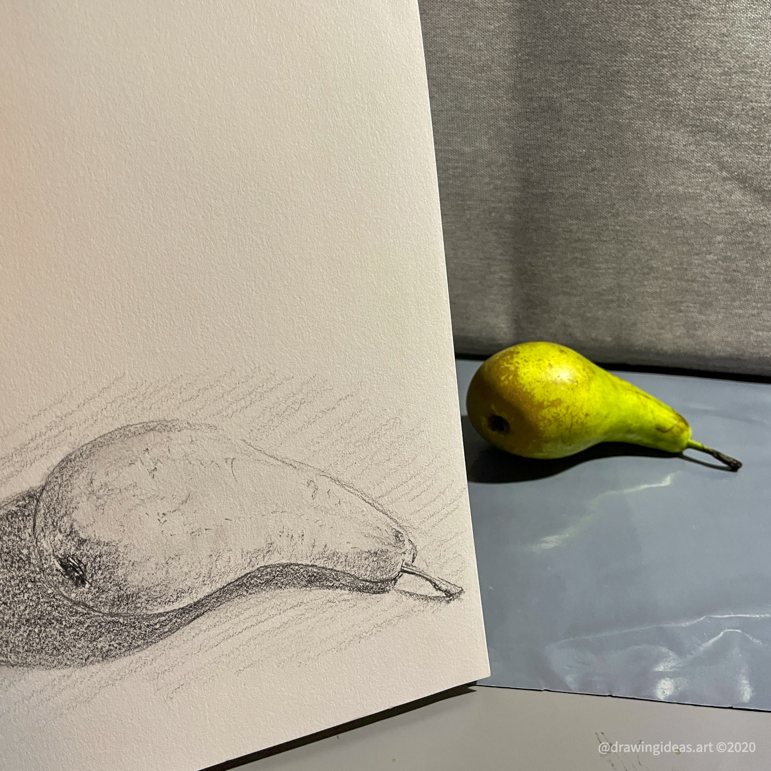 drawing-pear-challenge