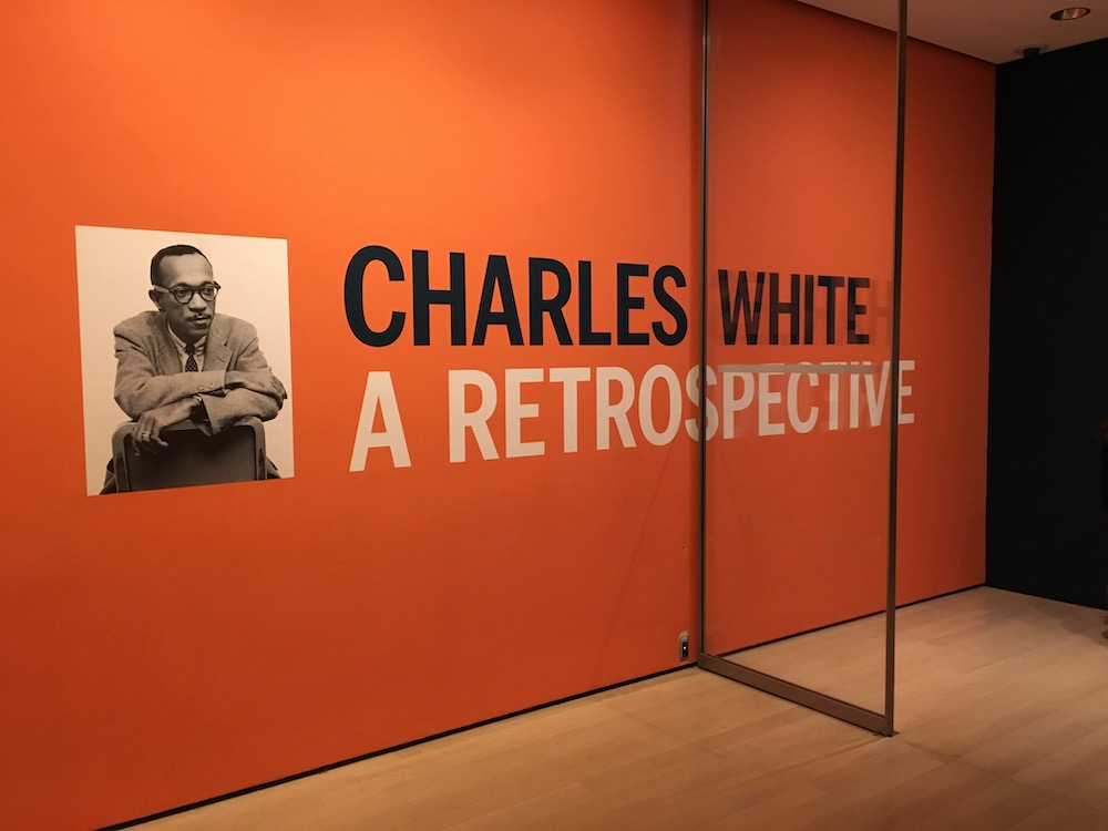 Charles White Museum of Modern Art
