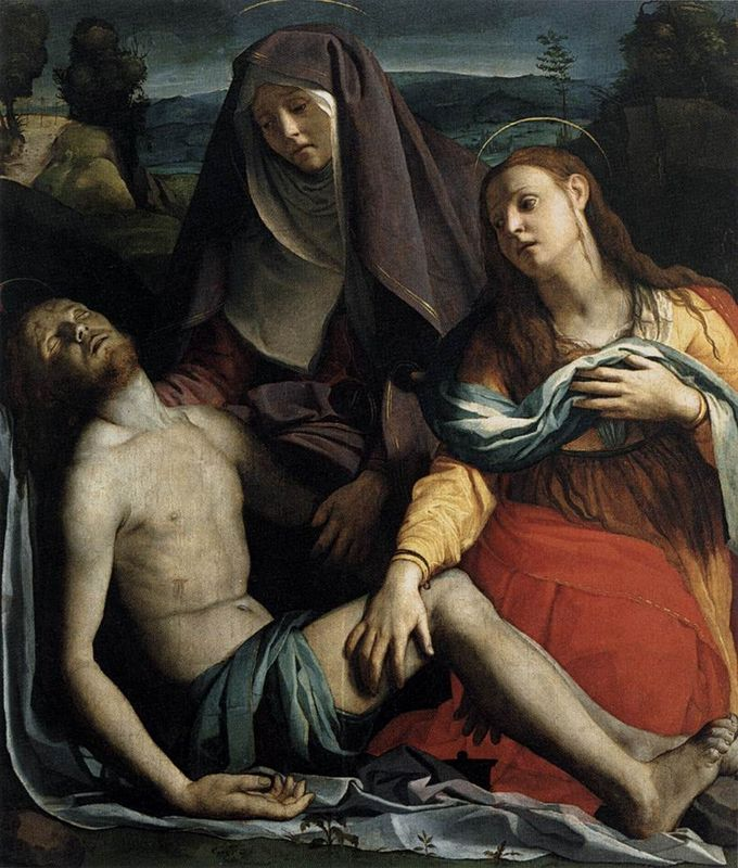 The myth of the composite Mary Magdalene as a prostitute