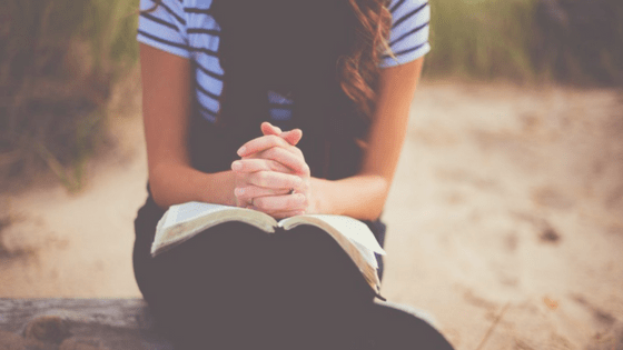 "5 reasons to eliminate the word ""just"" from your prayers"