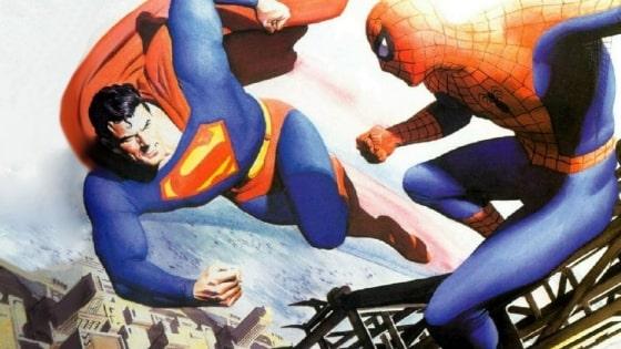 Featured image Superman vs Spider-Man Incarnation-min
