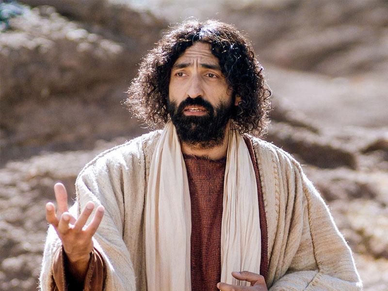 Jesus invites us to enter through the door