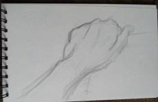 Gesture practice - hands 6