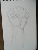 Gesture practice - hands