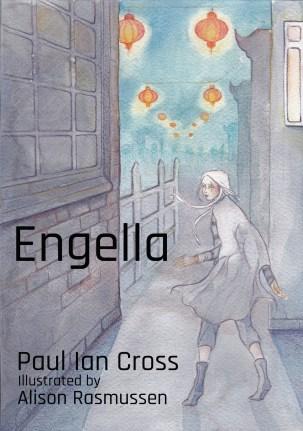 Engella book cover - New Shanghai