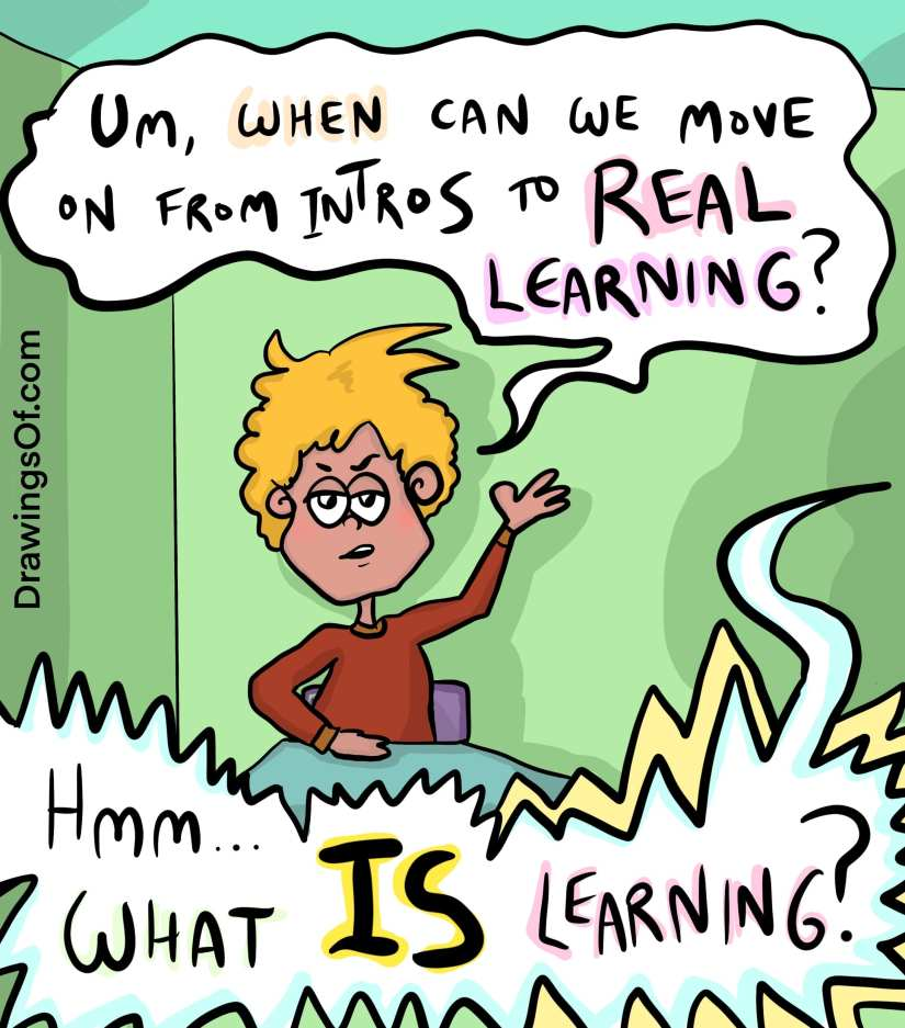 What is valuable education?