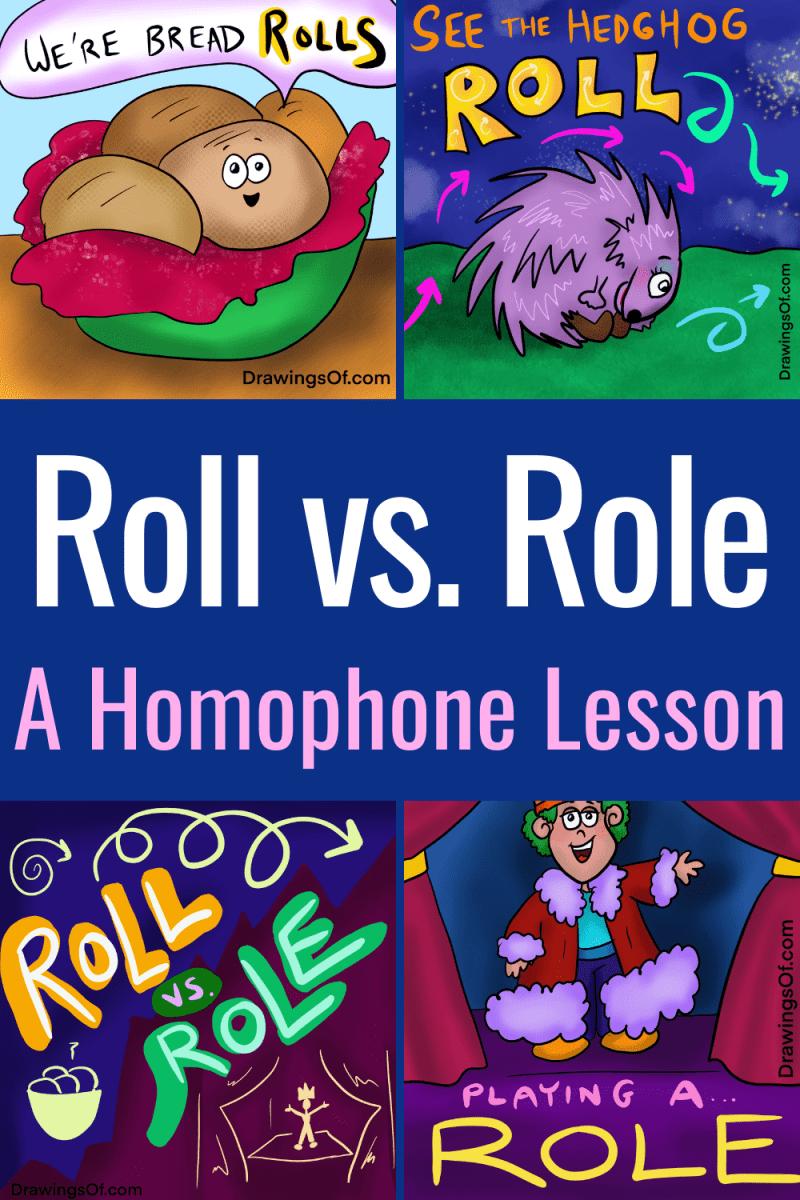 Roll vs. Role