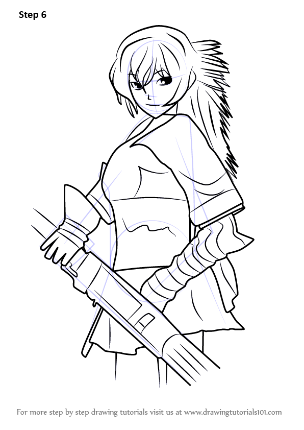 Printable Anime Coloring Pages Easy Novocom Top