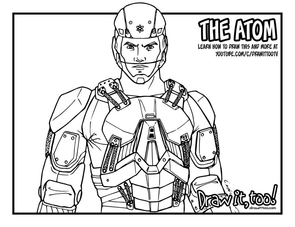 The Atom Legends Of Tomorrow