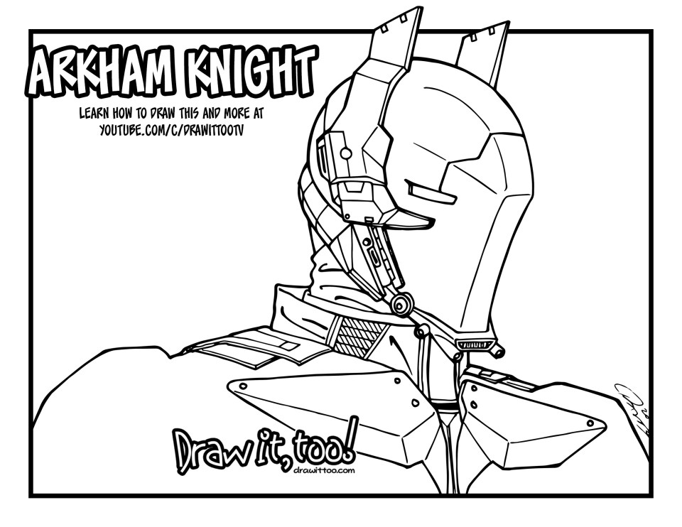 Arkham Knight (Batman: Arkham Knight)