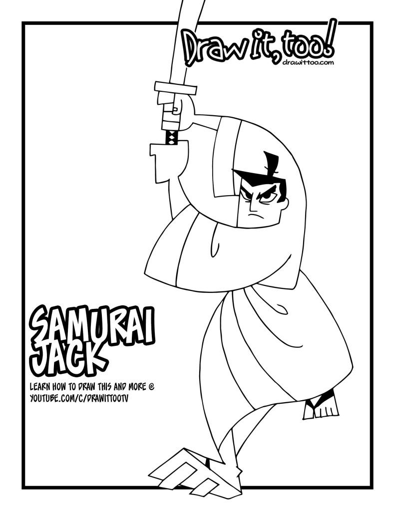 samurai jack tutorial