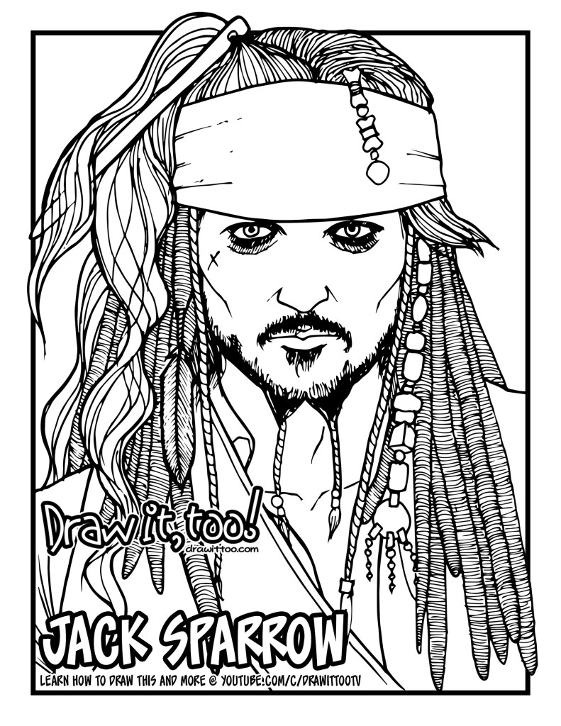 coloring pages jack - photo#41