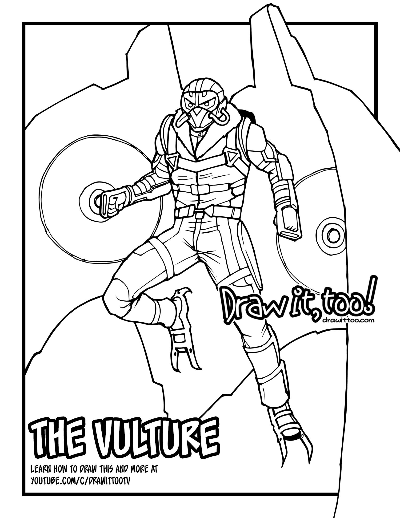 Skull Trooper Fortnite Skin